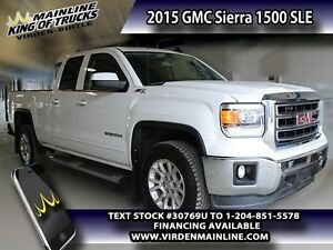 2015 GMC Sierra 1500 SLE  - $262.65 B/W - Low Mileage