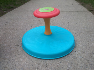 Playskool sit and spin toy
