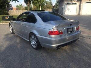 BMW 330CI | 2002 | Sliver | Manual | M-Sport