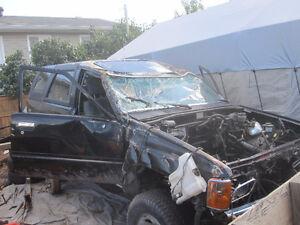 1986 Toyota 4Runner FRAME