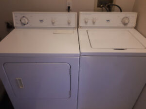 GUC WASHER AND DRYER FOR SALE