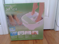 HoMEDICS Foot Jet Spa with heat