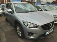 2015 Mazda CX-5 2.2d SE-L Lux Nav 5dr (FULL LEATHER+SUN ROOF+SAT NAV) Estate Die