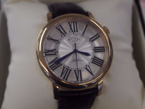 **SUIT UP** Rotary 518/999 Limited Edition Automatic Men's Watch