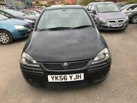 Vauxhall Corsa 1.2i 16v SXi+ 3 door - 2006 56-REG - 6 MONTHS MOT