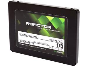 """Disque dur ssd Mushkin Enhanced Reactor 2.5"""" 1TB SATA III à vend"""