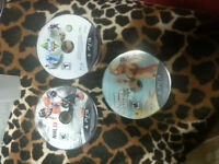 35 PS3 Games For Sale or Trade