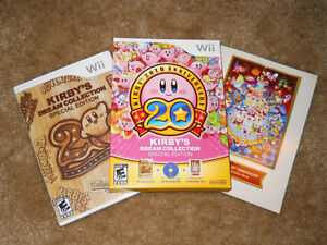 Want to buy: Kirby's Dream collection special edition Wii