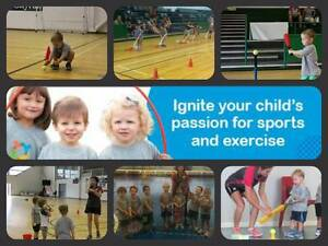 Ready Steady Go Kids Cairns - Multi Sport Program for Children Cairns Cairns City Preview