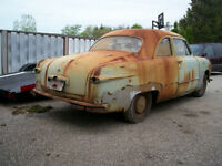 1950 ford coupe project