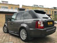 Range Rover Sport 2.7TD V6 auto HSE ***PRIVATE PLATE INCLUDED**NEW CAMBELT**