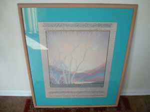 3 Picture Frames/Paintings Cambridge Kitchener Area image 2