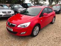 Vauxhall/Opel Astra 1.7CDTi 16v ( 110ps ) ecoFLEX Excite