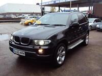 BMW X5 SPORT E53 3.0 DIESEL - 1 Former Keeper - HPI CLEAR