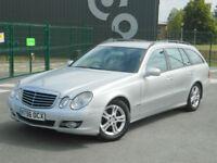 2007 (56) Mercedes-Benz E220 2.1CDI Auto CDI Avantgarde Face lift Model