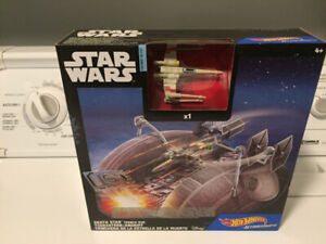 Hot Wheels Starships ~ Star Wars Rogue One ~ Death Star Trench R