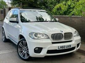 image for 2010 BMW X5 3.0L XDRIVE40D M SPORT 5d AUTO 302 BHP * 6 MONTHS WARRANTY * SUV Die