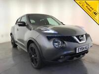 2014 NISSAN JUKE TEKNA DIG-T 4X4 AUTOMATIC LEATHER INTERIOR SERVICE HISTORY