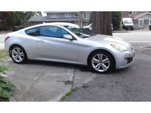 2012 Genesis Coupe 2Turbo 99k 2 year warranty no accident