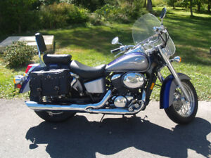 2002 Honda Shadow ACE - low mileage