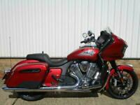 2020 Indian Challenger Ltd.....Ruby red Metalic...IN STOCK