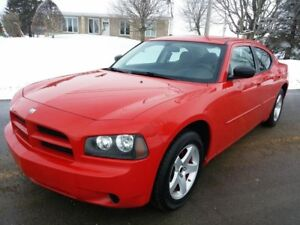 Dodge Charger 4dr Sdn RWD 2009