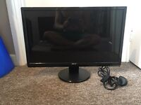 Acer 23 inch Computer Monitor