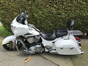 Brand New 2017 Indian Chieftain Limited