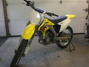 2007 Suzuki RMZ250