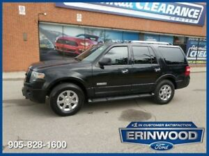 2007 Ford Expedition Limited4WD / Navi/ DVD / Roof / Lthr / Allo