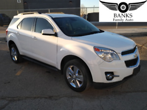 2013 CHEVROLET EQUINOX 2 LT AWD PRICED TO SELL!!!
