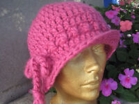 BEAUTIFUL HAND CROCHET WOMEN'S HATS AND HEADBANDS
