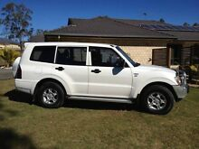 2005 Mitsubishi Pajero Wagon Forest Lake Brisbane South West Preview