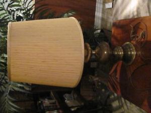 3 light intensity settings lamp shades(set of 2)