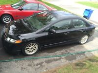 2006 civic manual 3500$