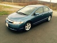 2010 HONDA CIVIC - ONLY 87,000KMS - AUTOMATIC - FULLY LOADED