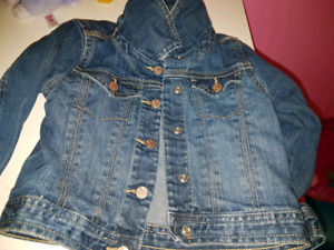 3t old navy jean jacket.