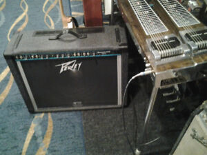 GREAT SOUNDING PEDAL STEEL AMP