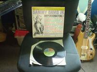 the Sammy Davis Jr all-star spectacular stereophonic 33 1/3 Lp