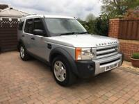 56 Land Rover Discovery 3 2.7TD V6. Lovely condition.
