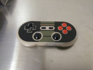 Manette 8bitdo NES30 Pro pour Switch, PC, Mac, Android, iOS