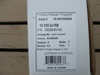 Tohatsu/Nissan Amita 3 Propeller