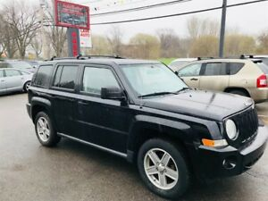 Jeep Patriot 4WD-Sport-NORTH EDITION-AUTOMATIC 2007