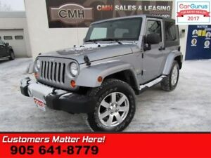 2013 Jeep Wrangler Sahara  4X4, NAVIGATION, BLUETOOTH, AUTO