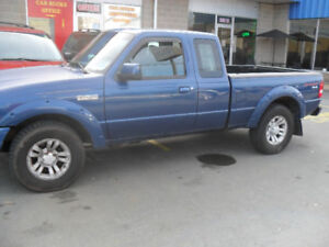 2009 Ford Ranger SPORT Pickup Truck 4 X 4 AUTOMATIC $5900