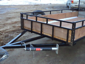10' x 5' Heavy Duty Utility Trailer