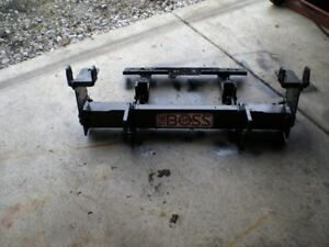 Looking for BOSS Plow Mount 1999-2010 GMC/CHEVY 2500