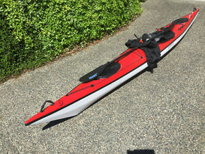 Go Kayaking Today! Seaward Infinity 155