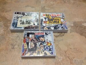 THE BEATLES - ANTHOLOGY 1, 2 AND 3 - CDs