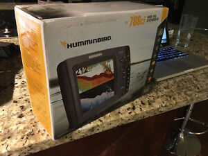 BRAND NEW HUMMINBIRD 788ci HD DI COMBO - Still in the box!!!!